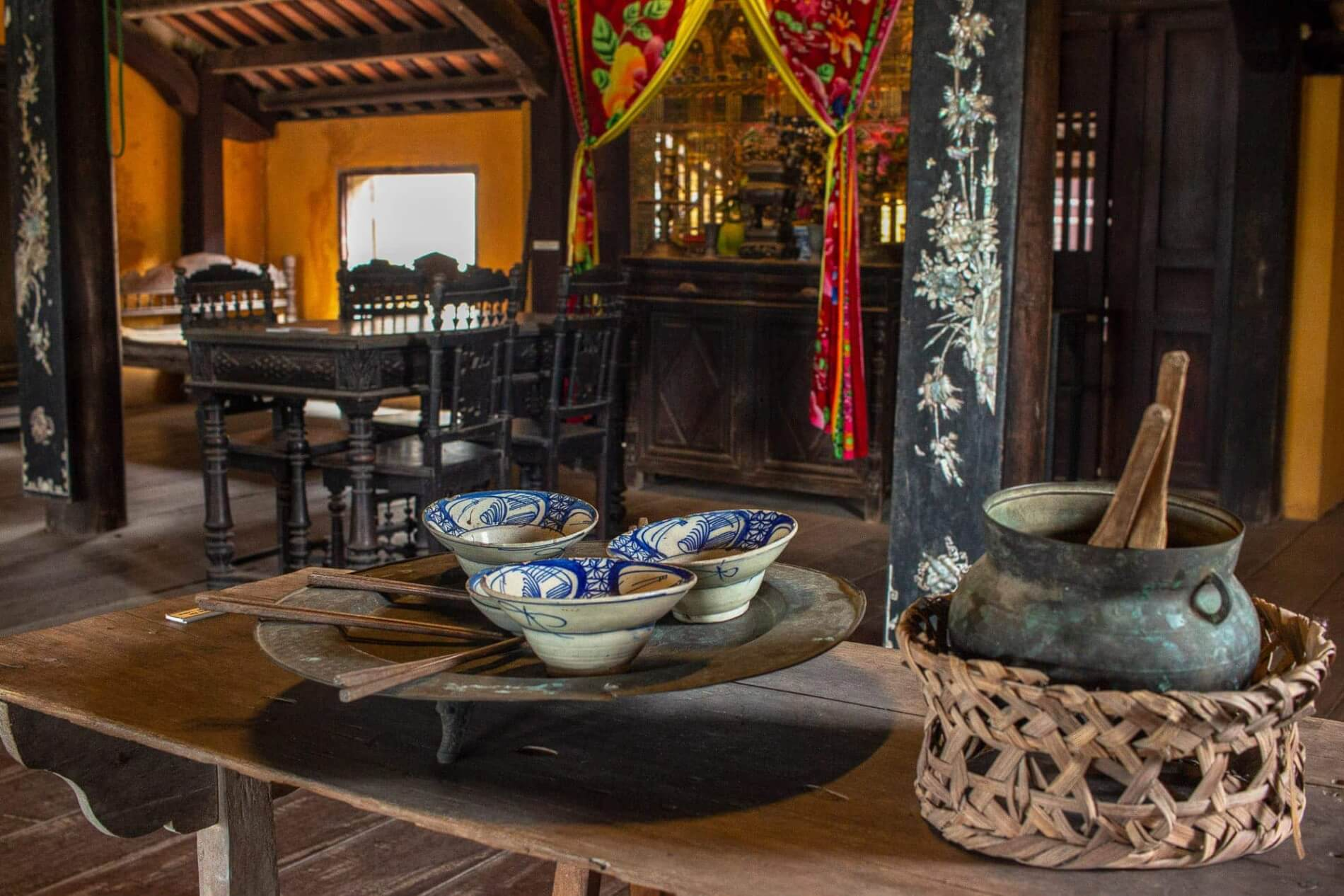 The Museum of History and Folklore - Hoi An museums in Hoi An Old Town