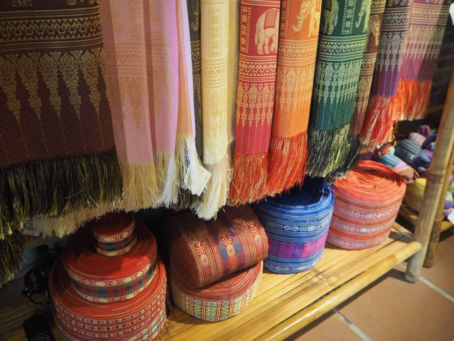 Hoi An Silk Village - items for sale