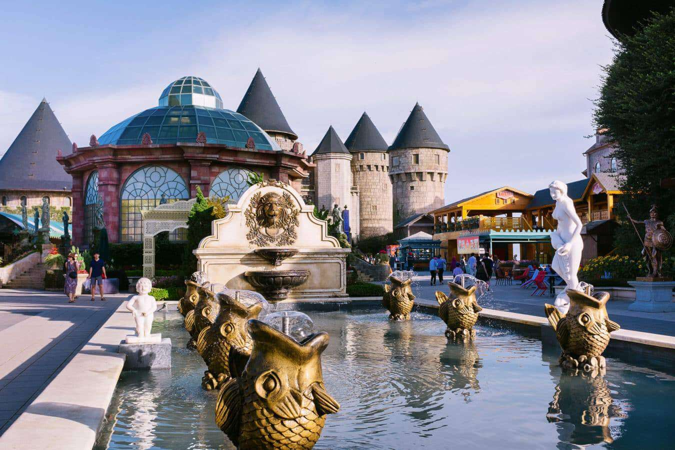 The French Village - Ba Na Hills