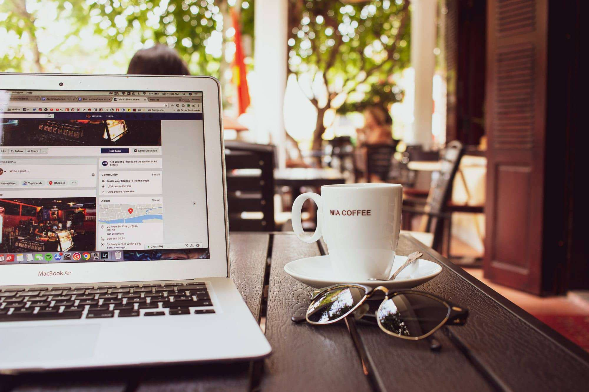 Mia Coffee - Workspaces for digital nomads in Hoi An
