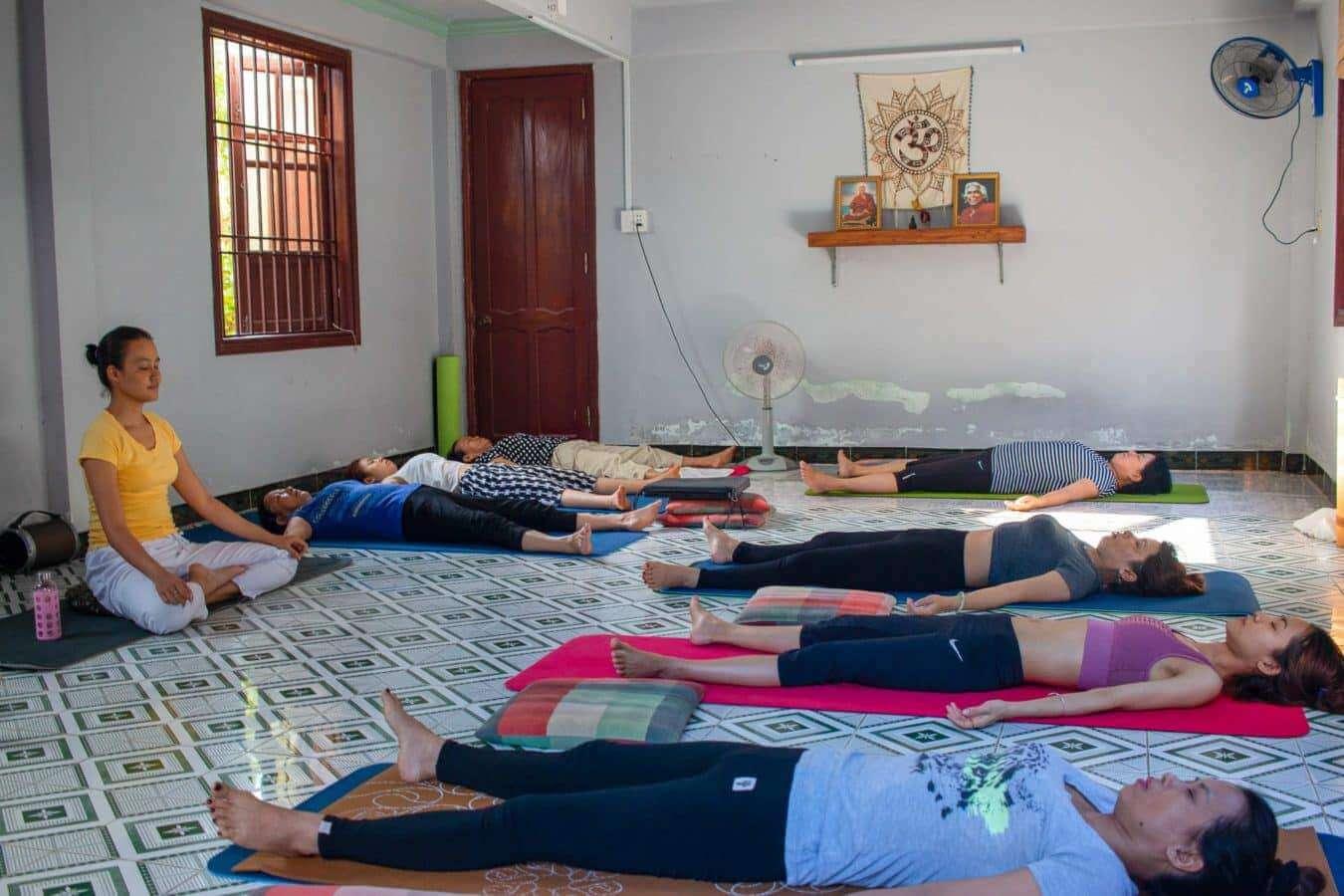 Annen Yoga