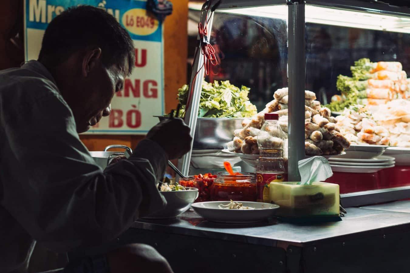 diner - Hoi An's markets