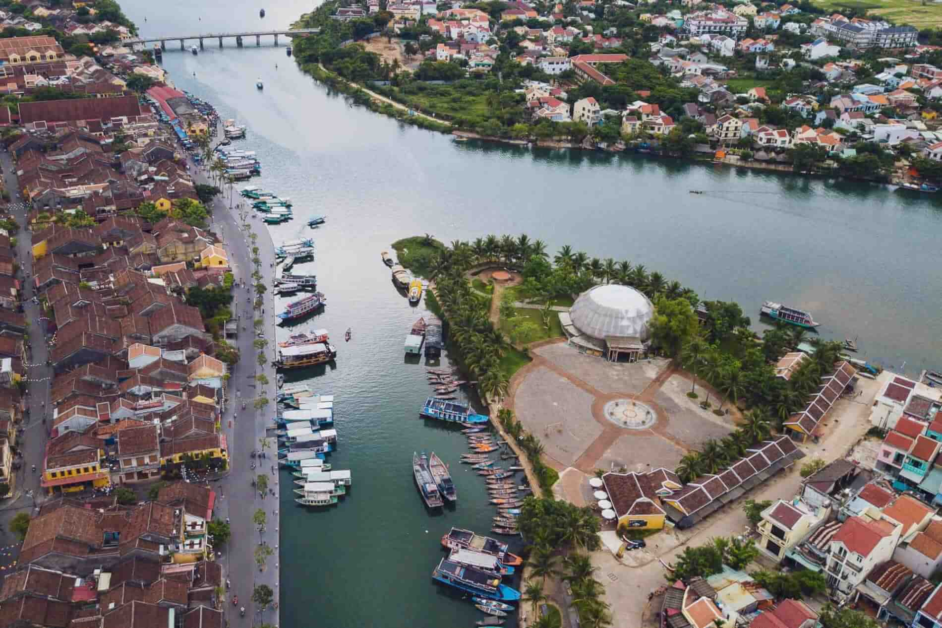 Drone - Workspaces for digital nomads in Hoi An
