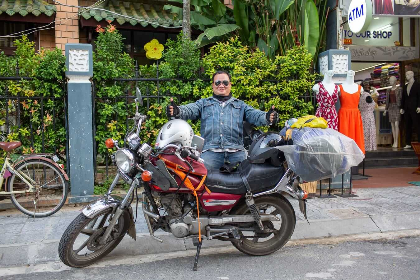 Easy Rider Motorbike