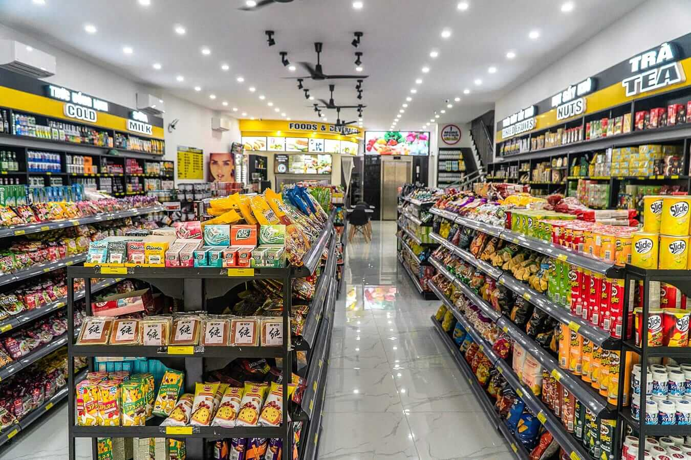 Hoi An supermarket