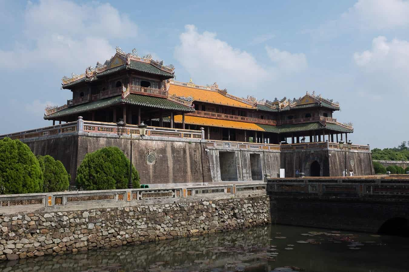 Imperial City of Hue - Hoi An to Hue