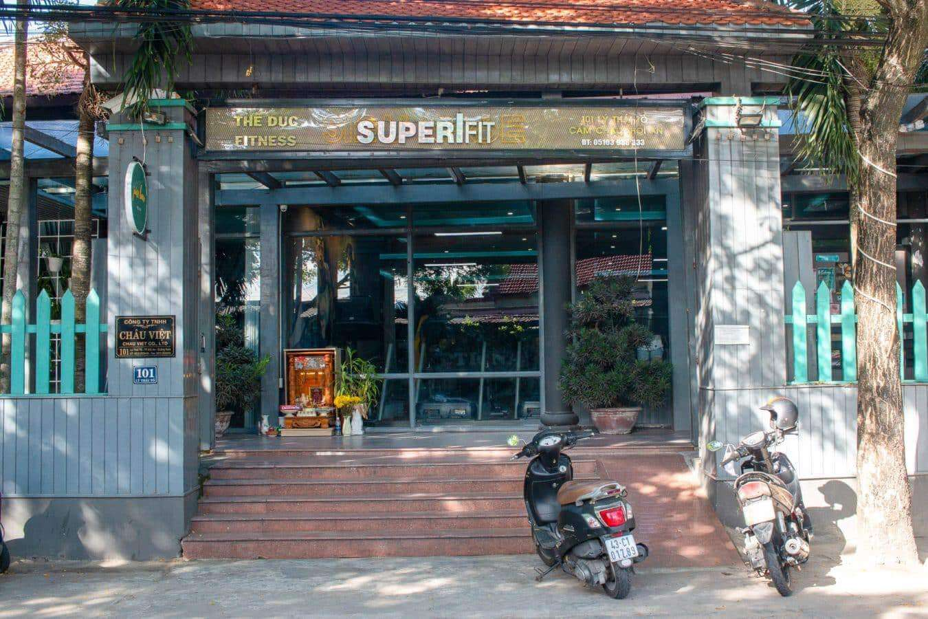 Superfit Hoi An Fitness and Yoga classes