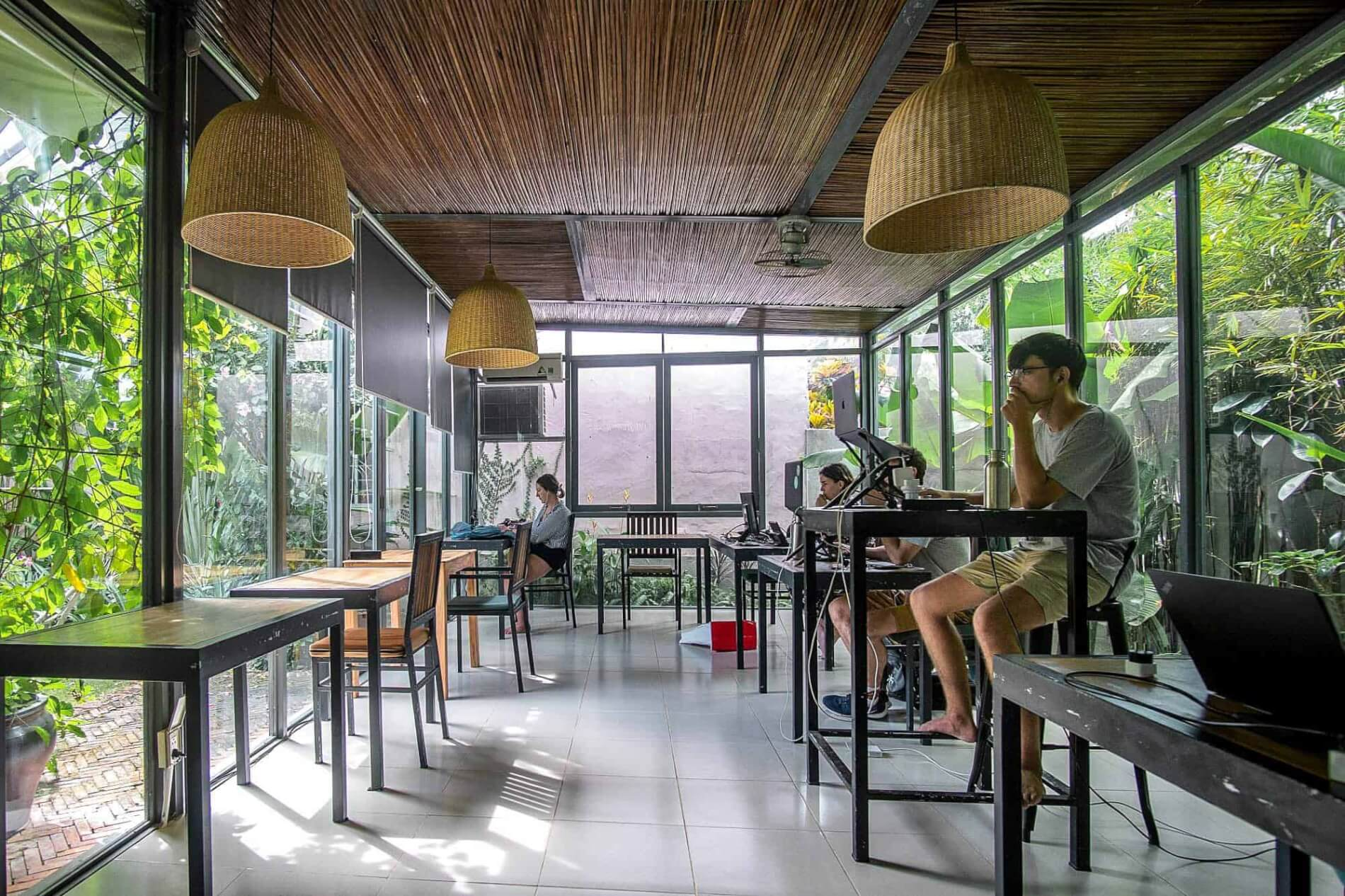 The Hub - Workspaces for digital nomads in Hoi An
