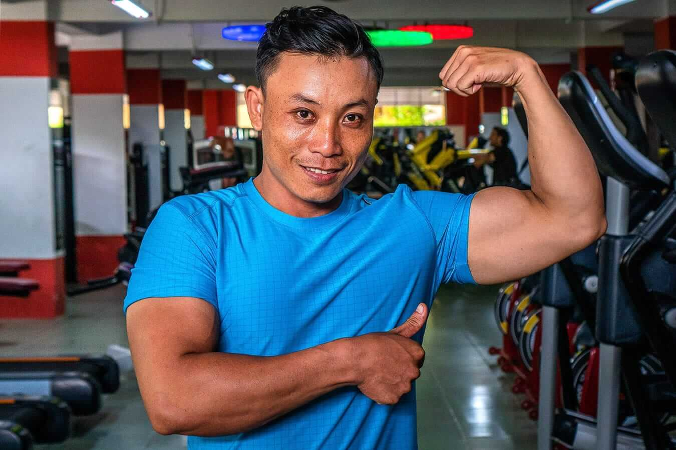 Tuan Tran Fitness: gyms in Hoi An