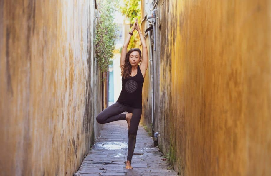 Yoga classes and studios in Hoi An