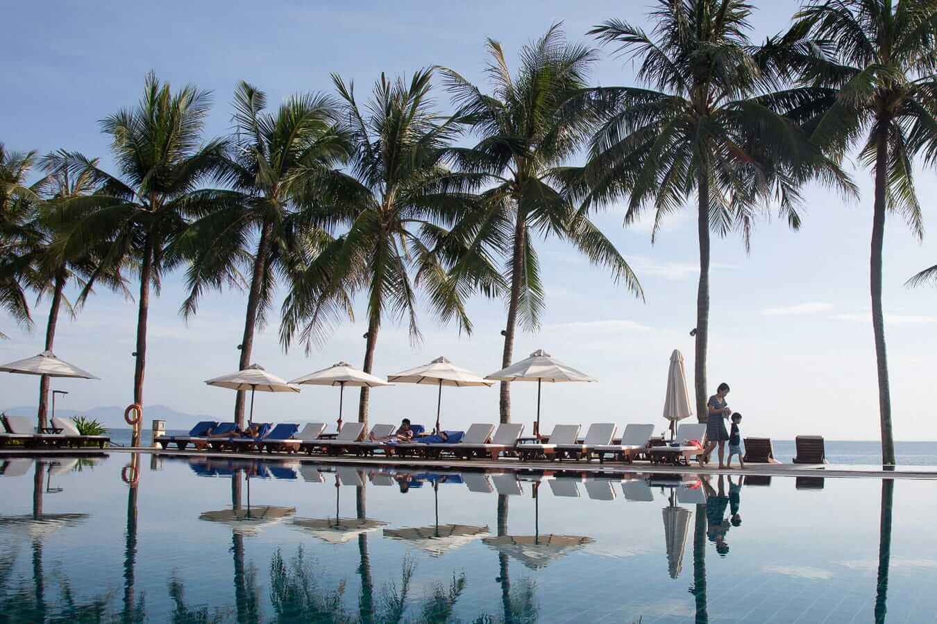The Victoria Resort: Cua Dai Beach