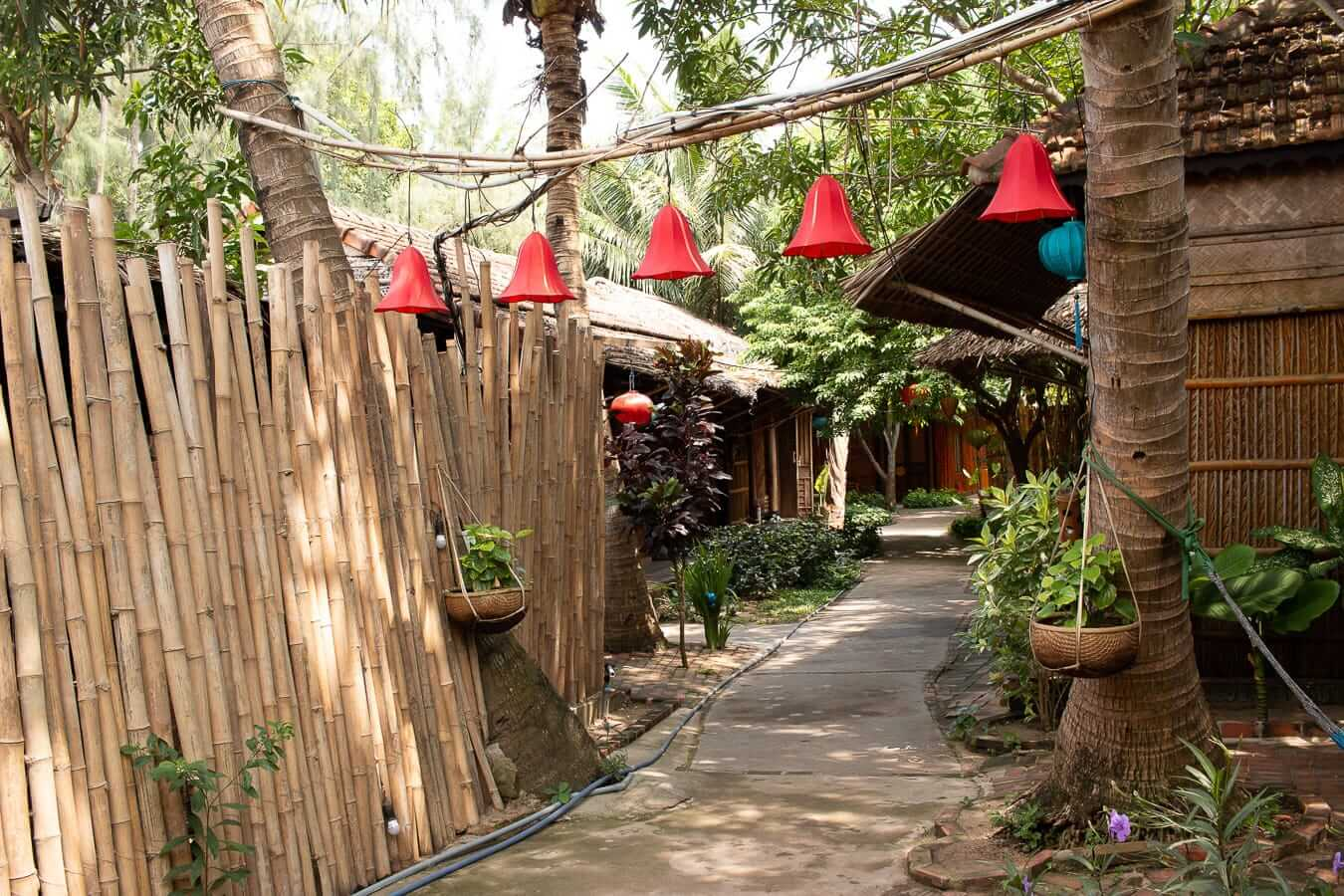 Under The Coconut Tree Hostel: Where to stay in Hoi An