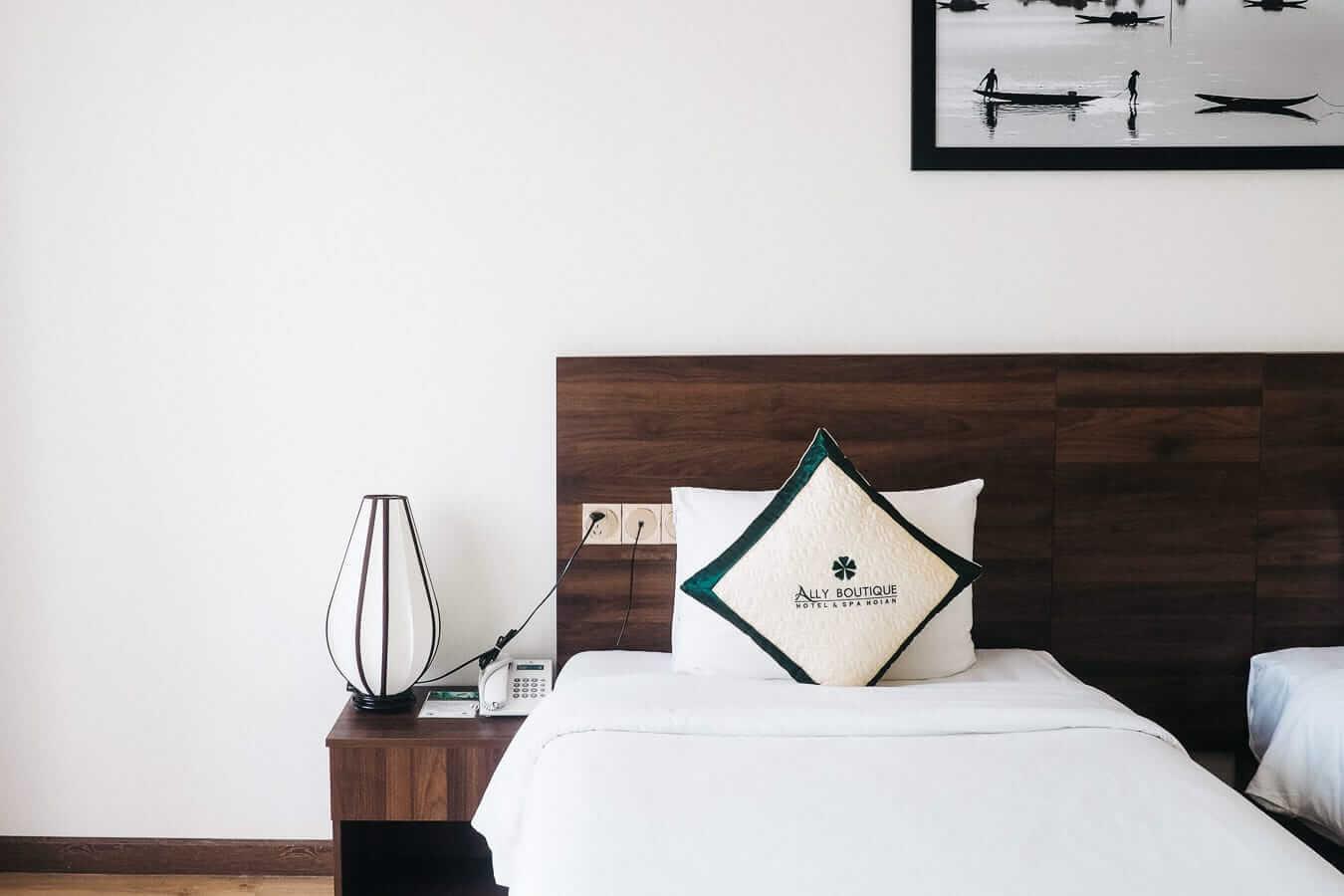 Ally Beach Hotel: Cua Dai Beach