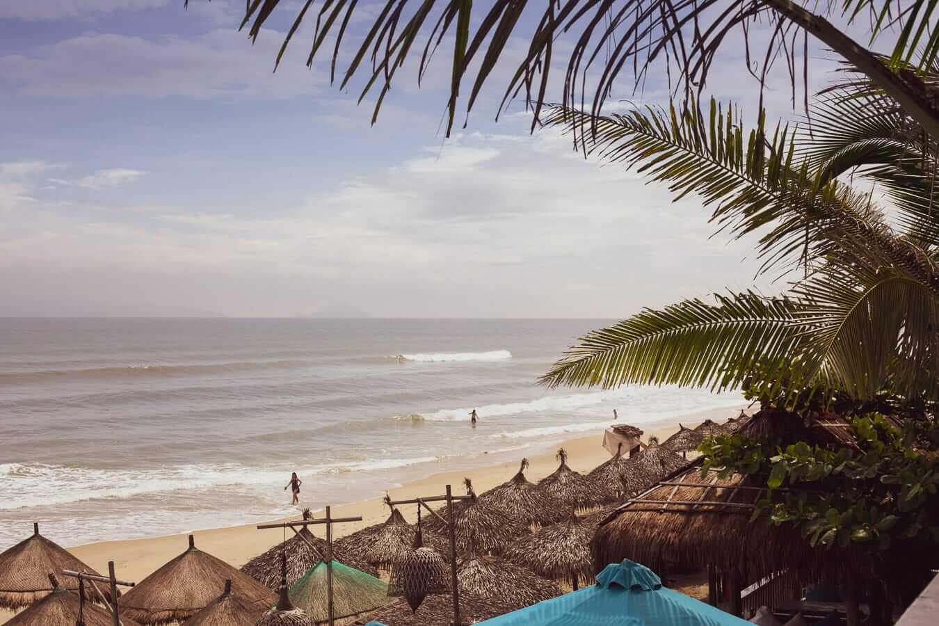 An Bang Beach: Where to stay in Hoi An