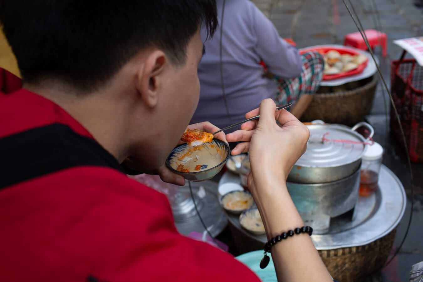 Bánh Bèo: Vietnamese food