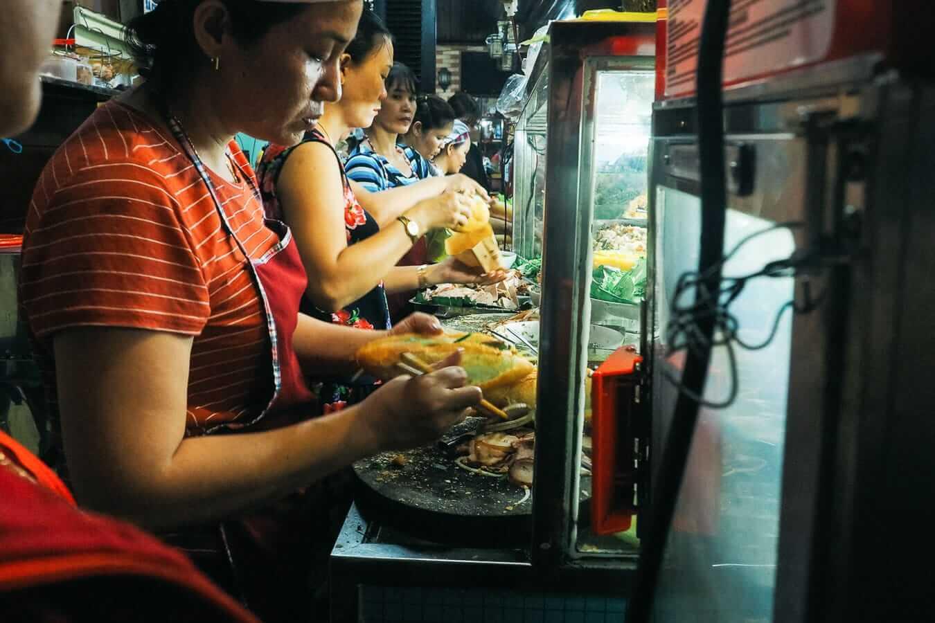 Bahn Mi Phuong: Hoi An specialities