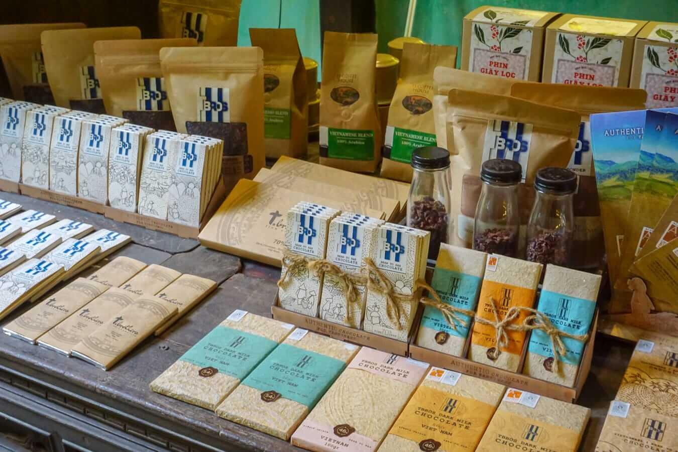 Coco Bana: Hoi An souvenirs