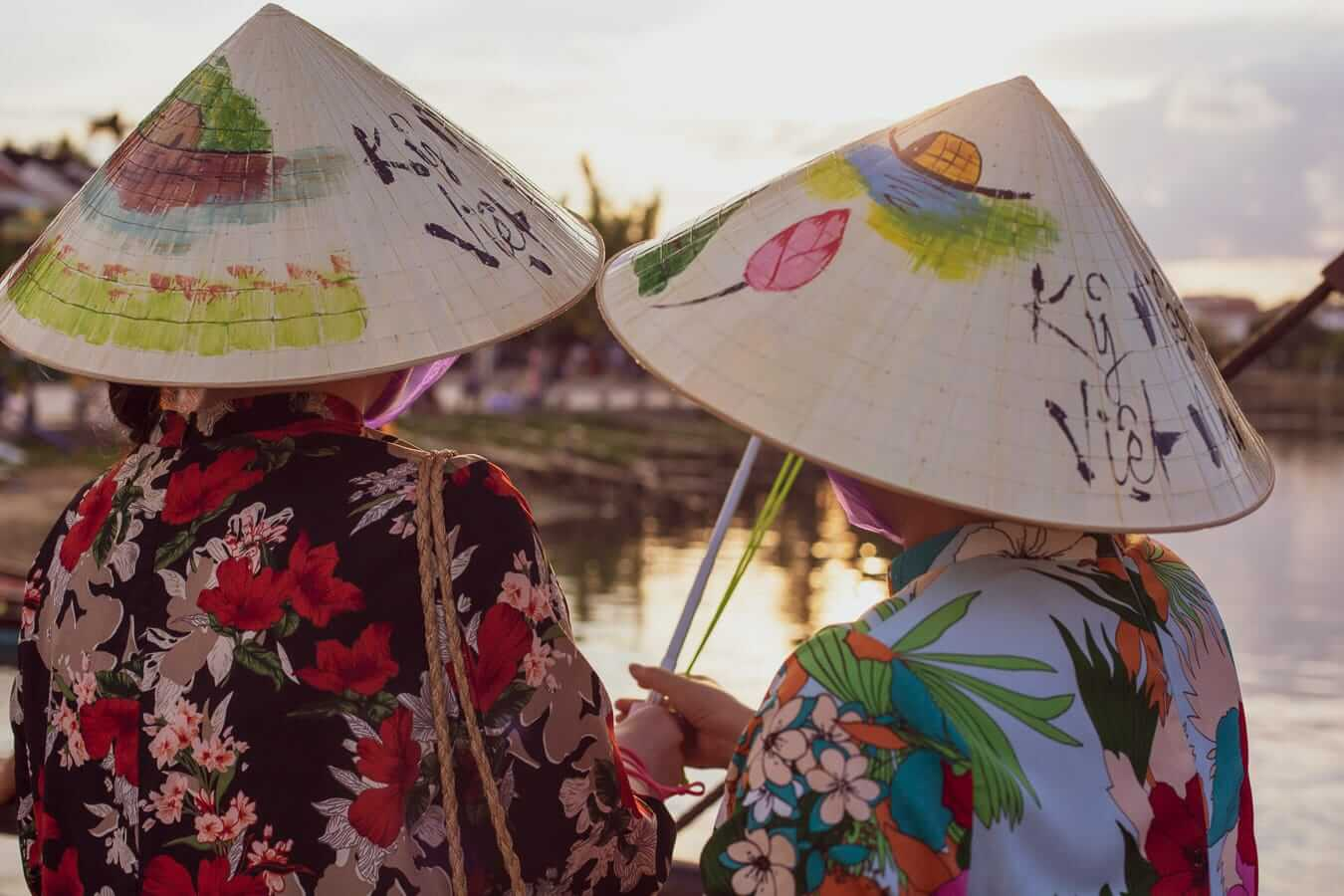 Conical hats: Where to stay in Hoi An