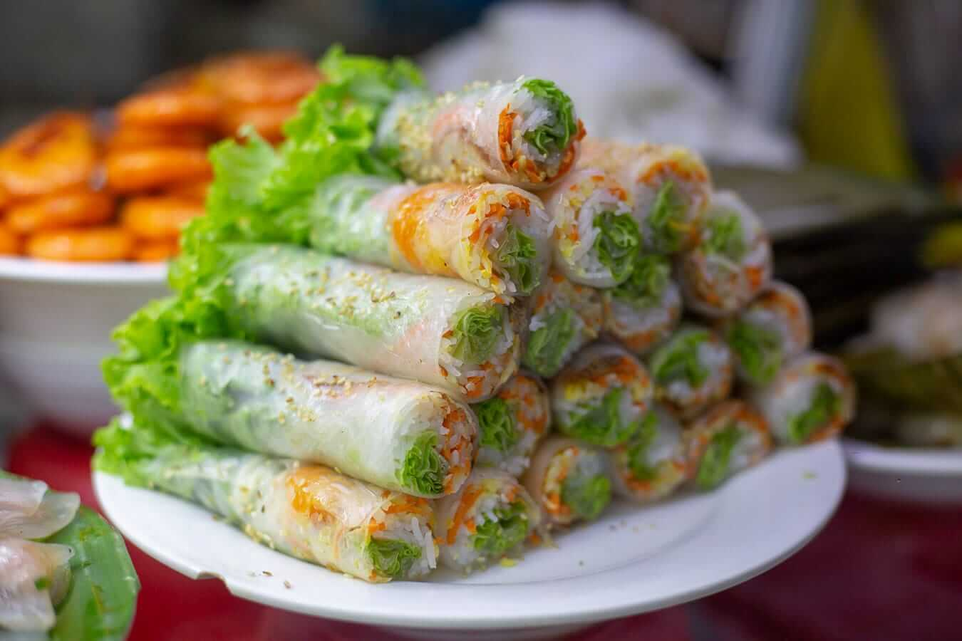 Goi Cuon: Vietnamese food