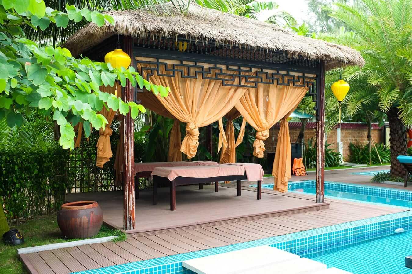 Koi Resort Spa: Cua Dai Beach
