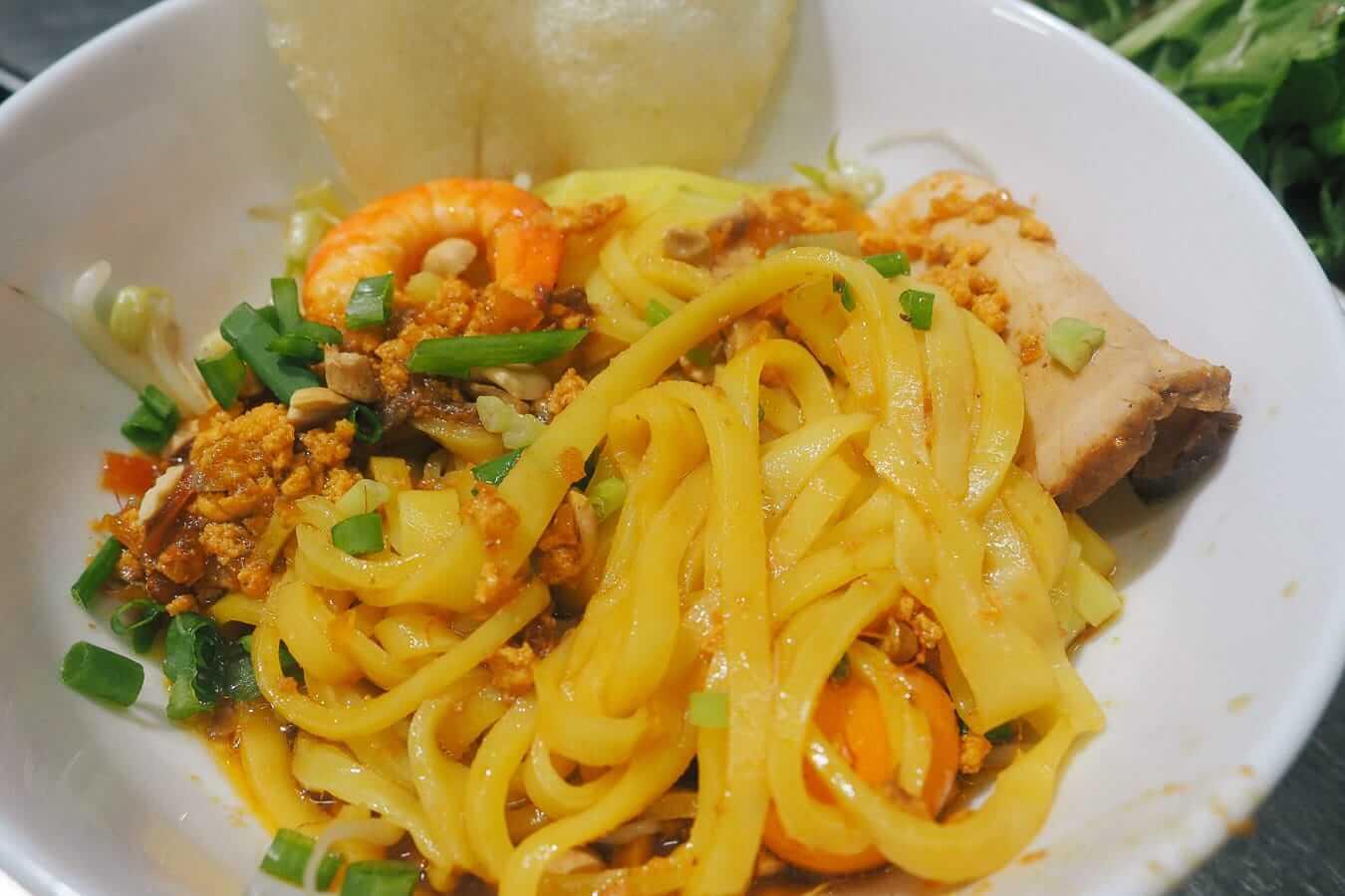 Mi Quang: Hoi An specialities