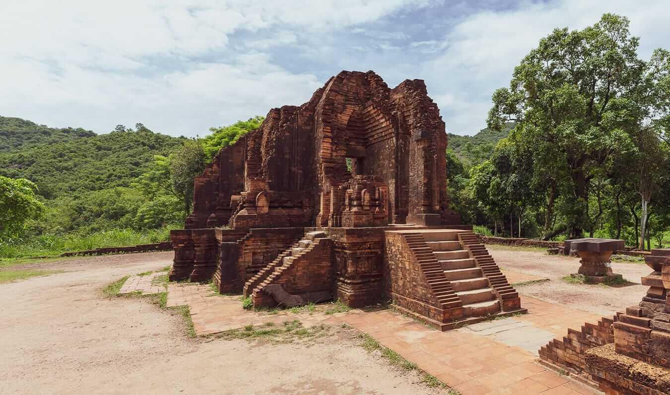 Nhom Thap, My Son Sanctuary