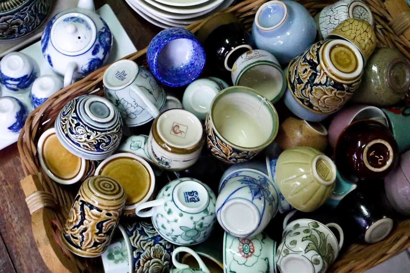 Pottery Nam Tran: Hoi An souvenirs