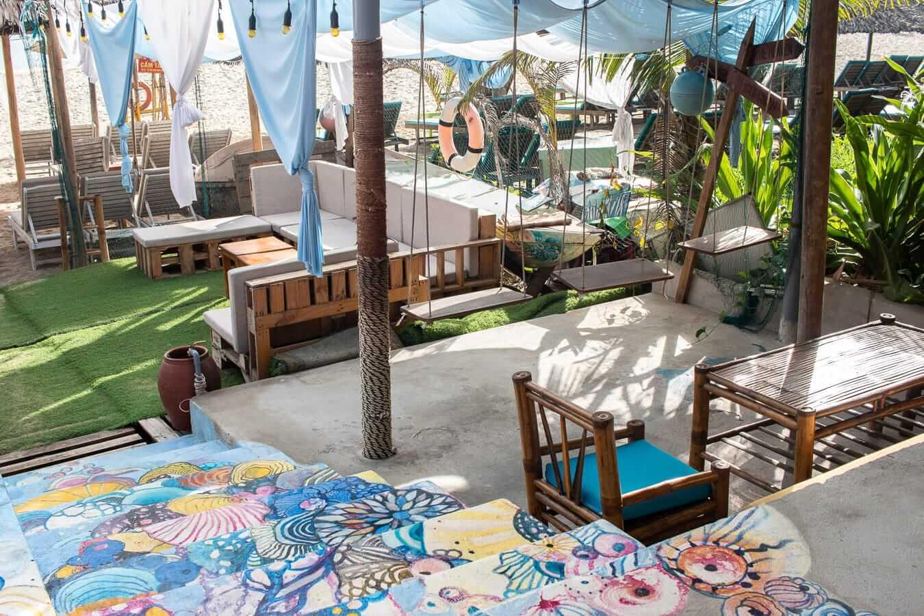 The Fisherman Restaurant: Hoi An's beaches