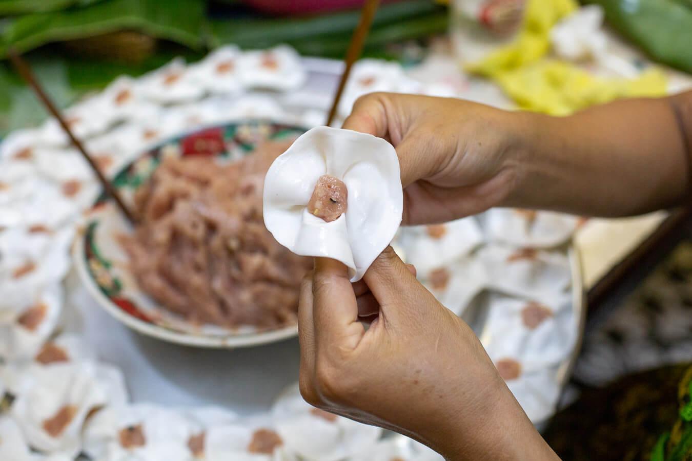 White Rose Dumpling: Hoi An specialities