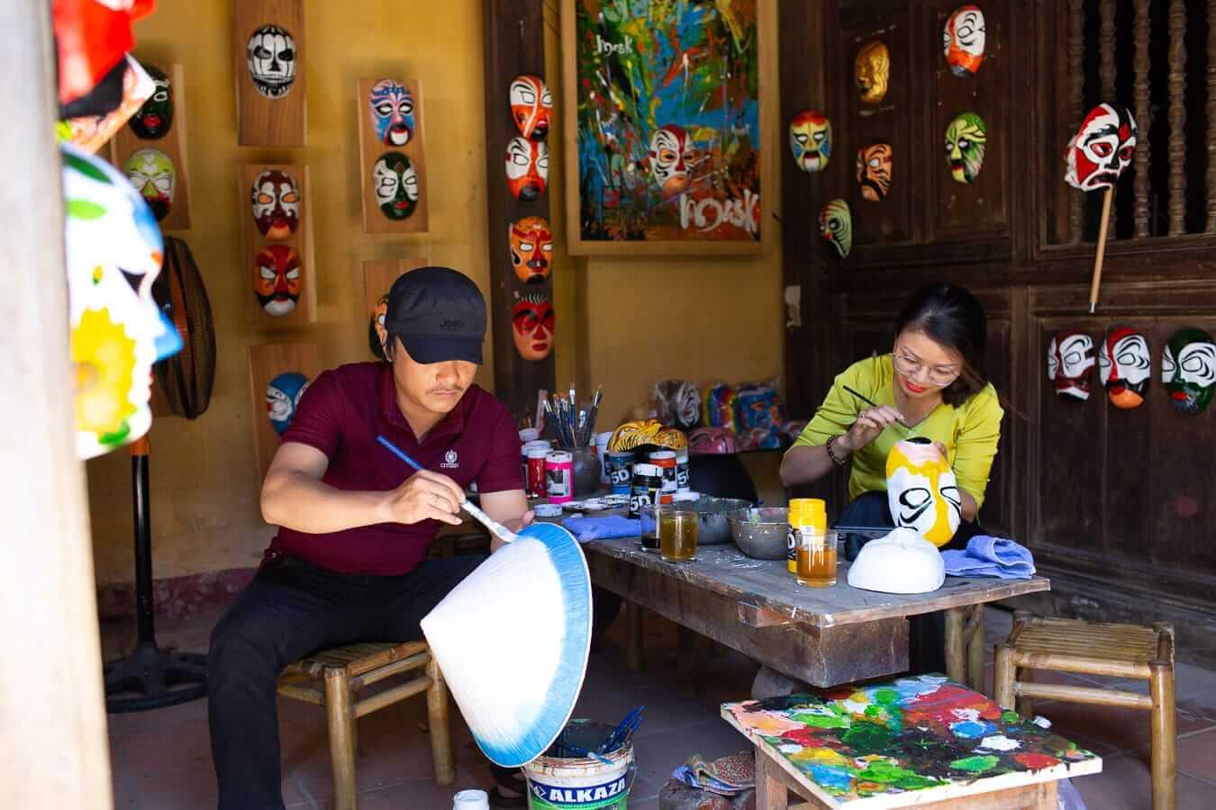Xu Dang Trong: Hoi An souvenirs