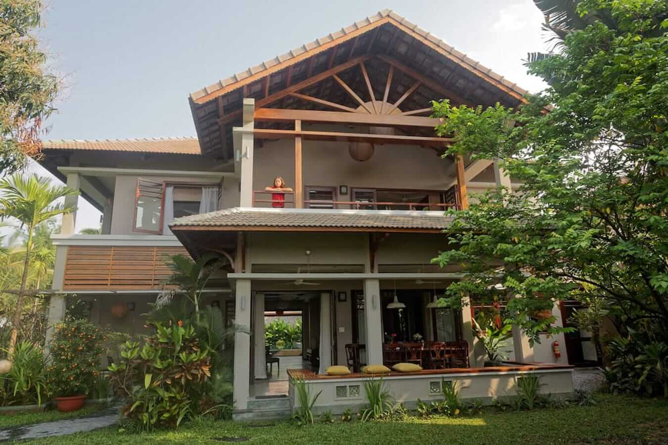 Annica Villa in Hoi An