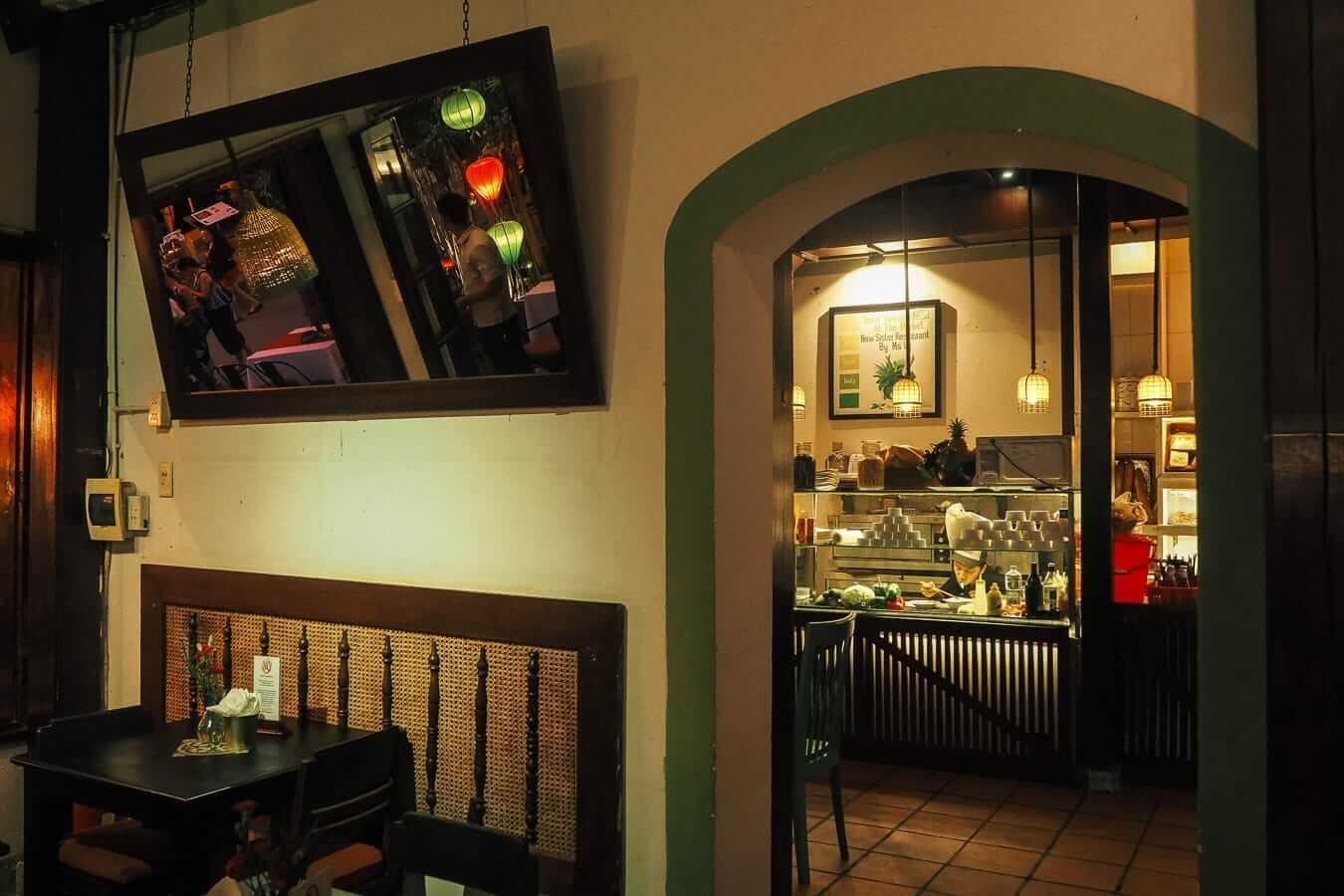 Cargo Club Cafe: Western Hoi An Restaurants