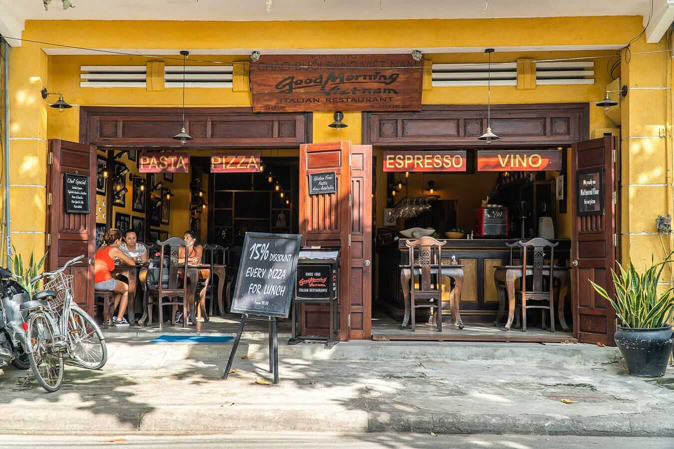 Good Morning Vietnam: Western Hoi An Restaurants