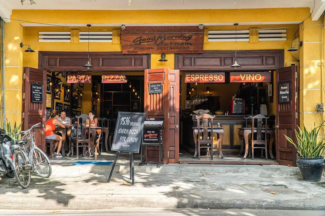 Good Morning Vietnam: Western Hoi An Restaurants