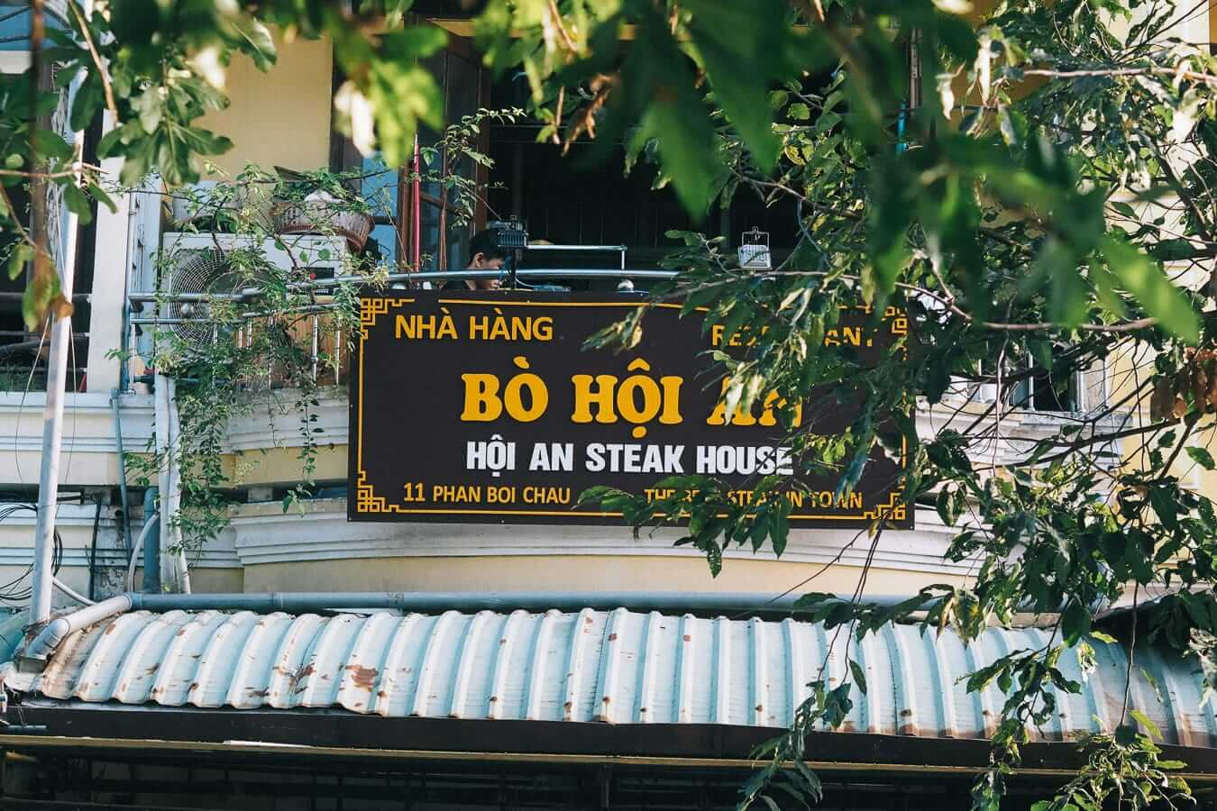 Hoi An Steak House: Western Hoi An Restaurants