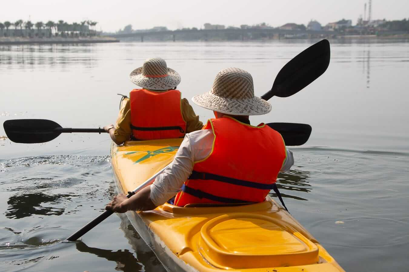 Kayak for two: Activities and Tours In Hoi An
