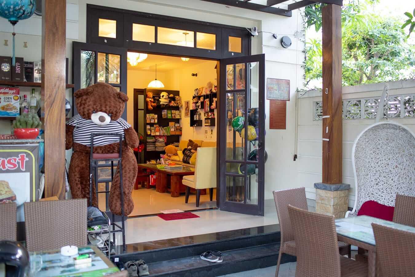 Lazy Bear Hostel: Hoi An Budget Accommodation