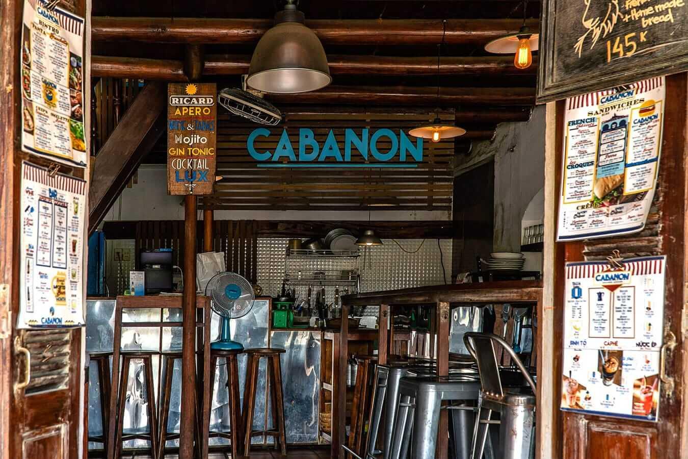 Le Cabanon: Western Hoi An Restaurants