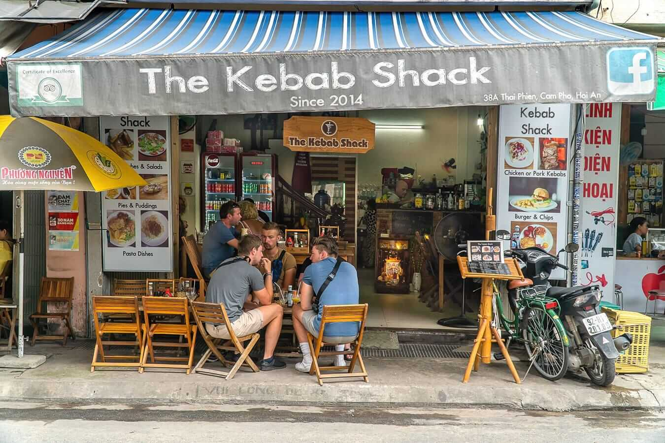 The Kebab Shack: Western Hoi An Restaurants