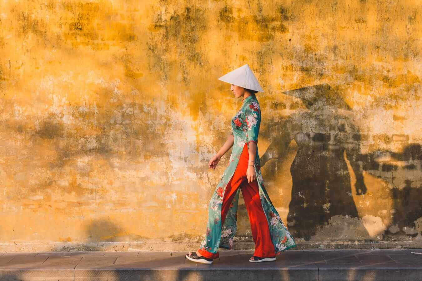 The best place to take pictures in Hoi An