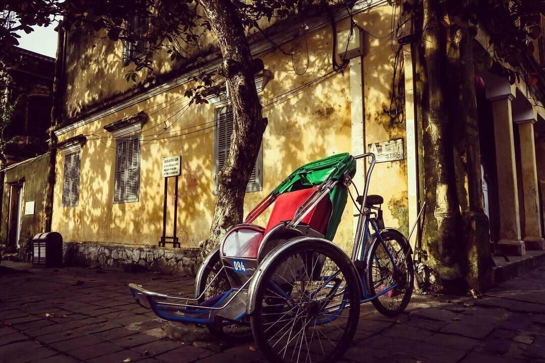 Hoi An Cyclo