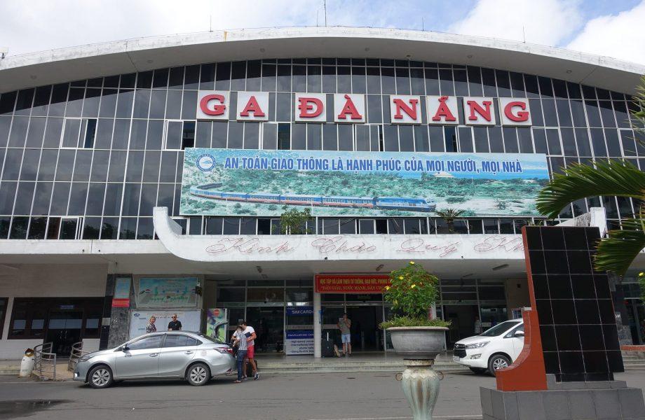 Da Nang Train Station