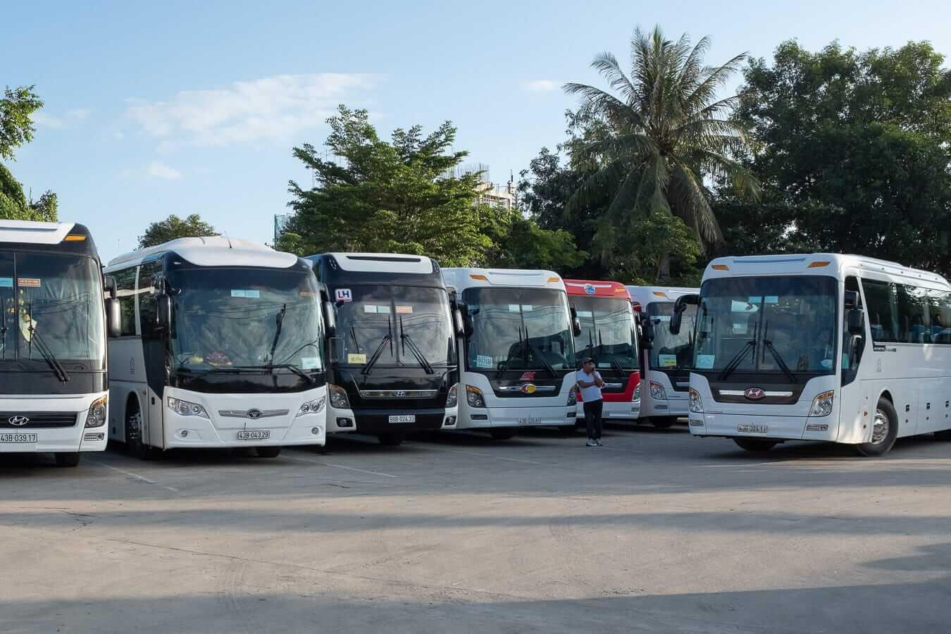 Hai Ba Trung bus depot: Hoi An bus station