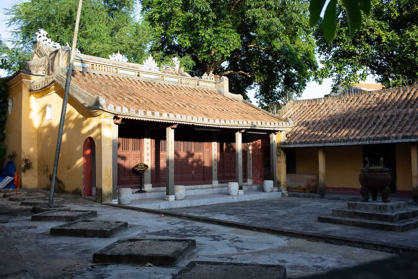 Hoi An Old Town historic buildings: 3-day itinerary in Hoi An
