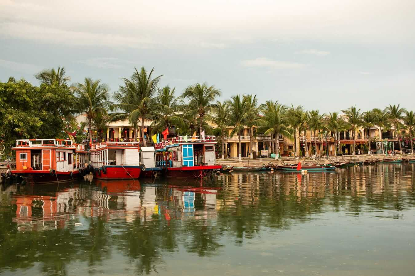 Hoi An riverfront: 3-day itinerary in Hoi An