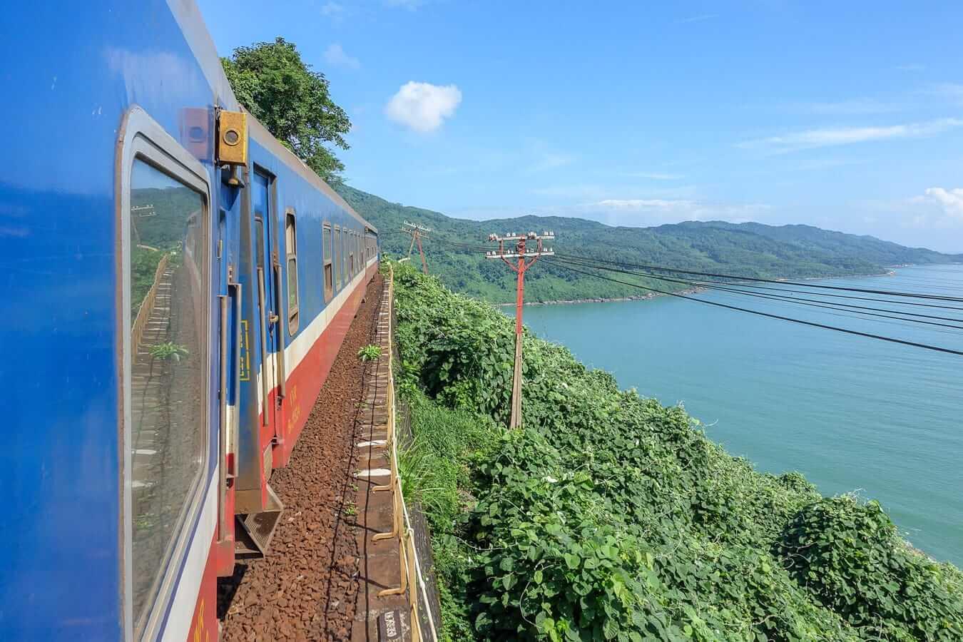 Hue to Da Nang over the Hai Van Pass