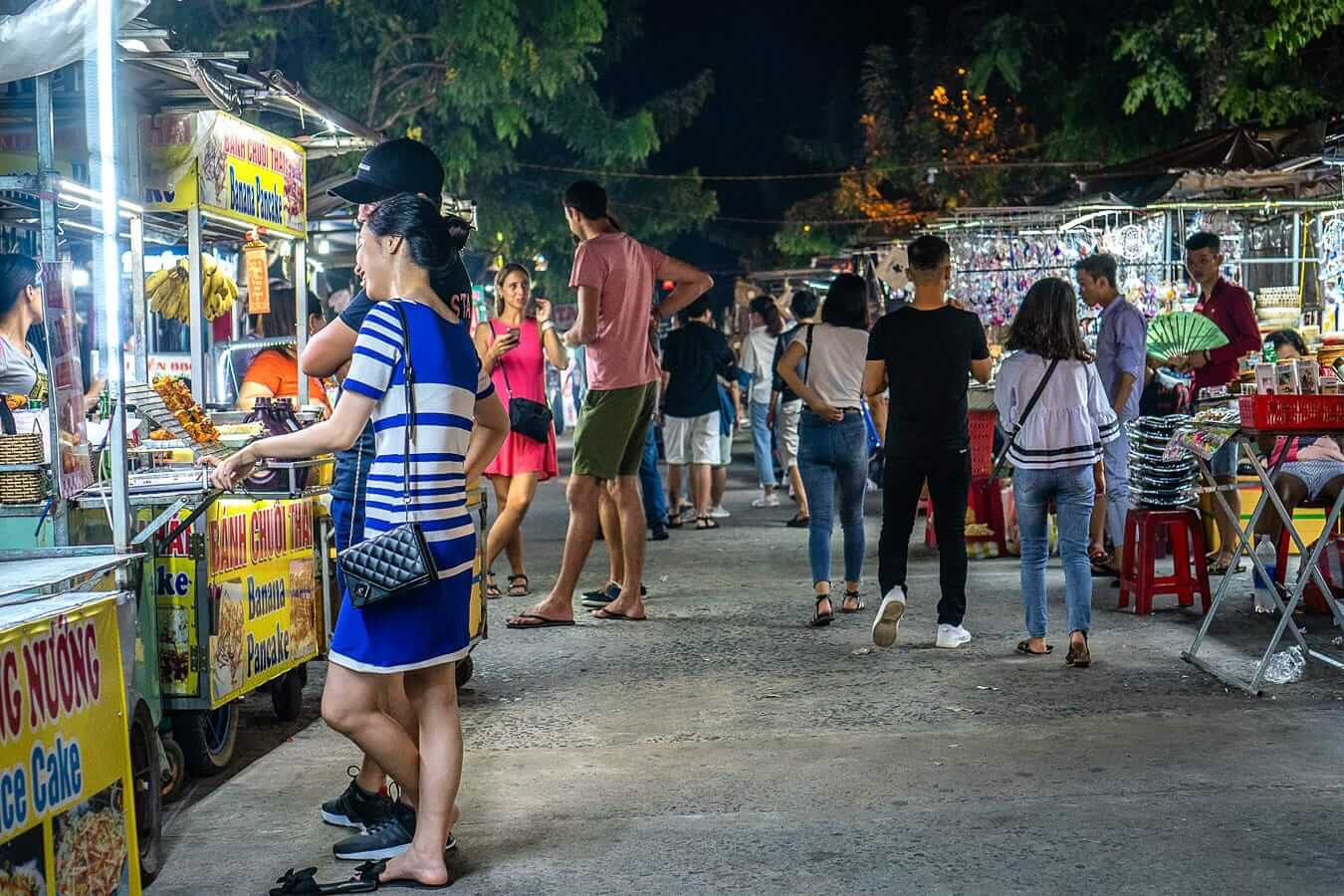 Night Market: 3-day itinerary in Hoi An