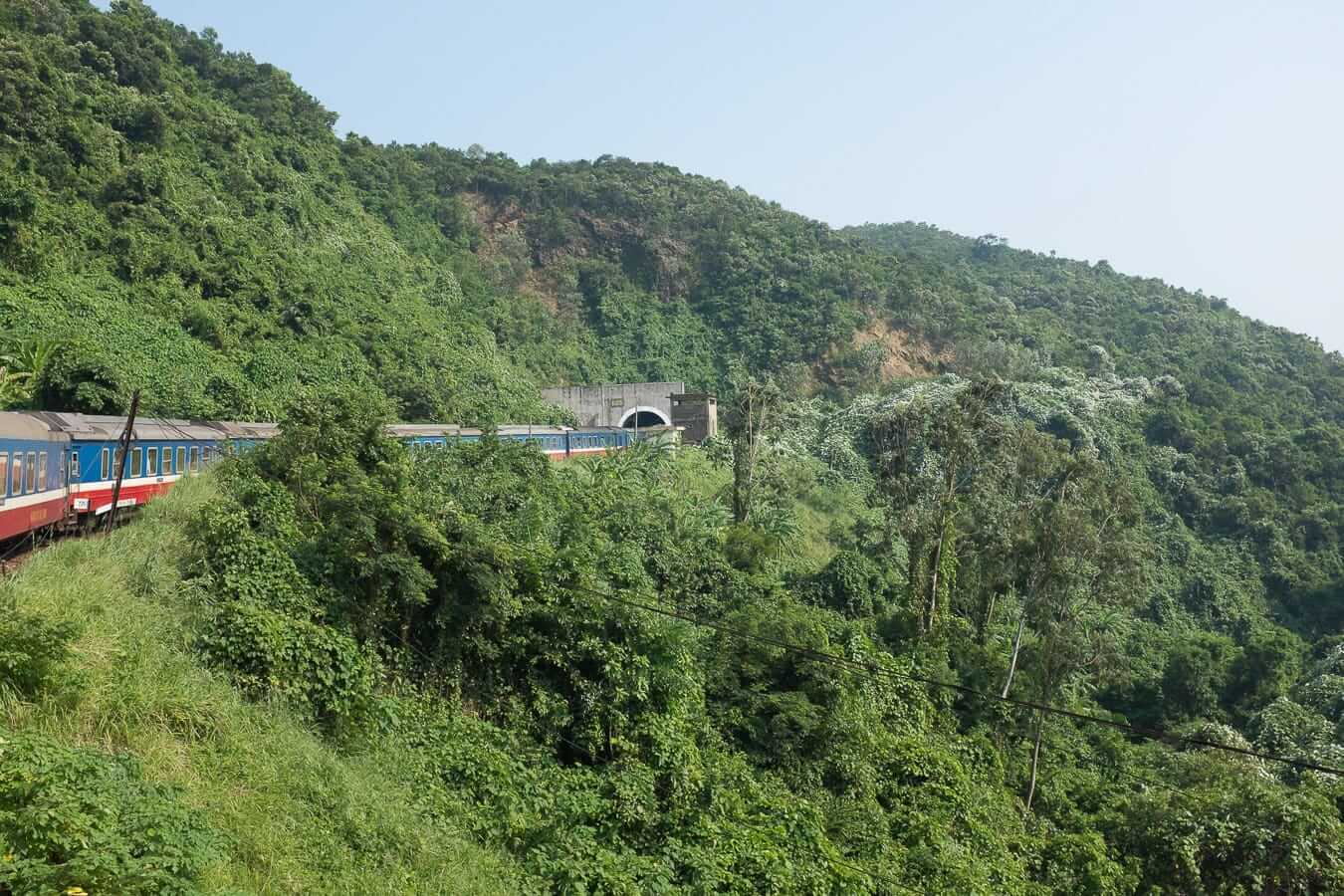 Reunification Line: Da Nang Train Station