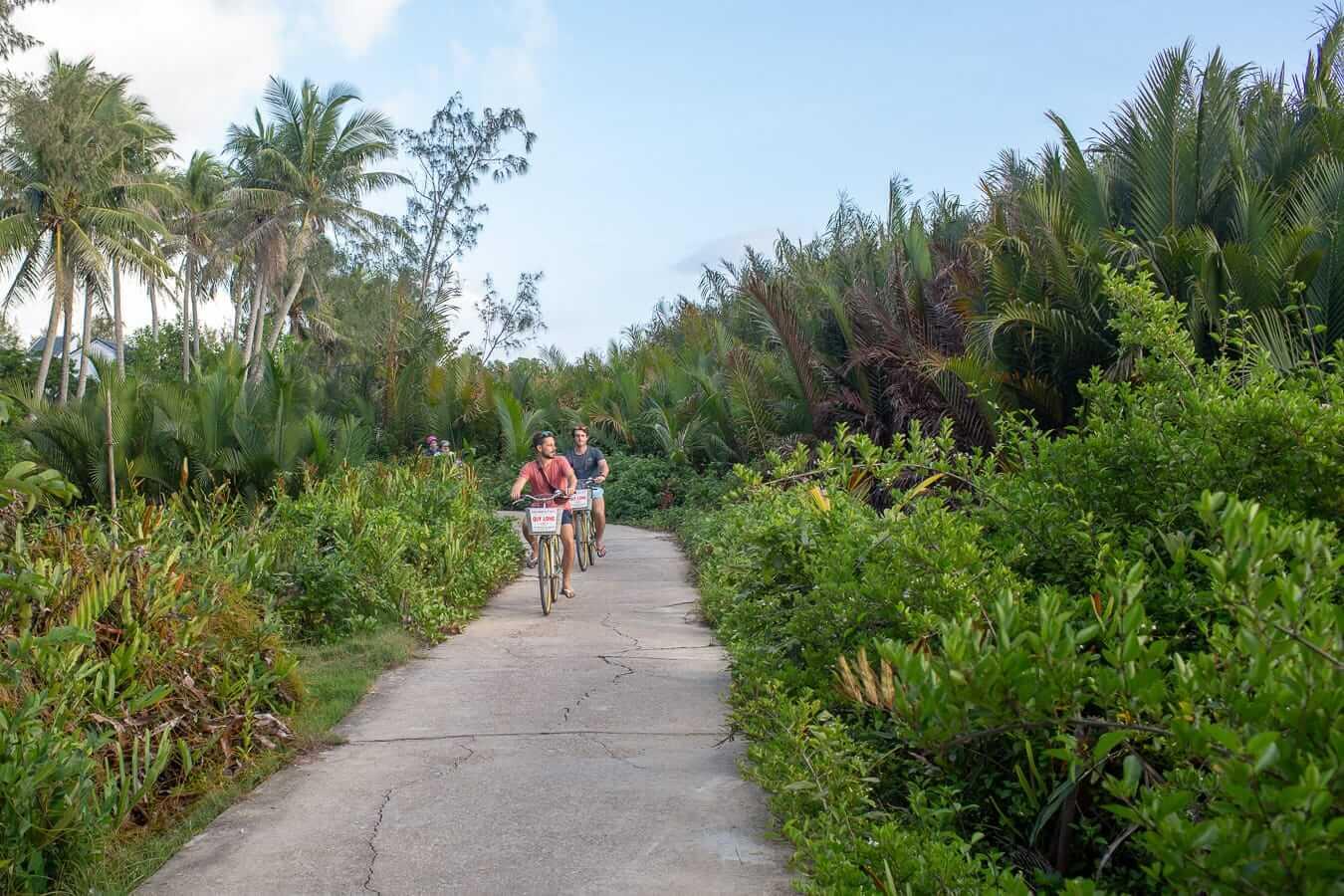 Rural Hoi An: Hoi An cycling