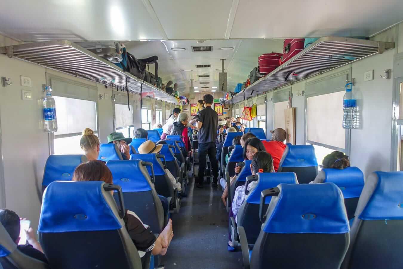 Soft Seats: Hue to Da Nang